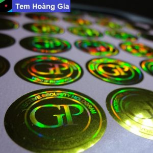 in hologram tại Long An